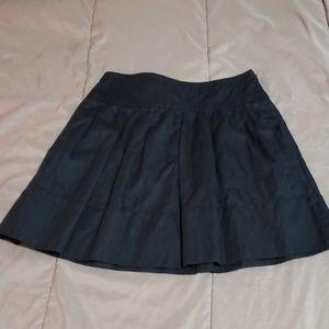 BCBGMAXAZRIA Black short skirt